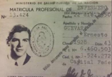 El Che Guevara no era médico