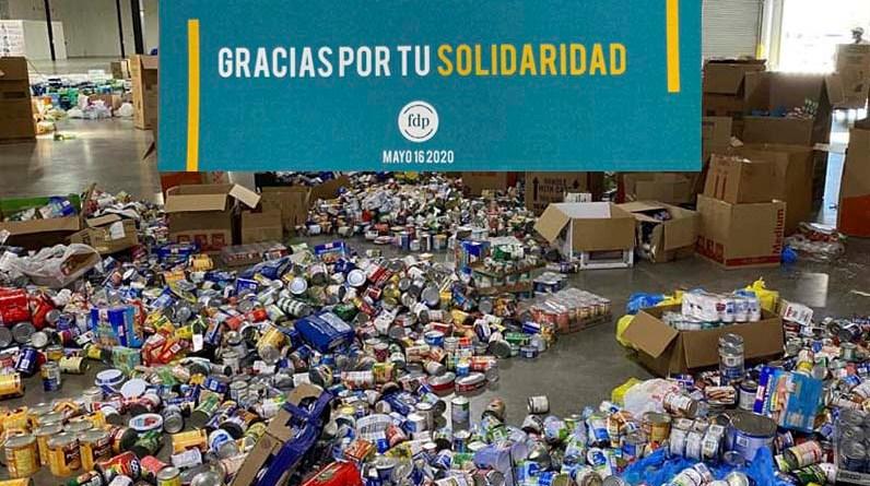 Todo un éxito la recogida de ayudas para el pueblo cubano