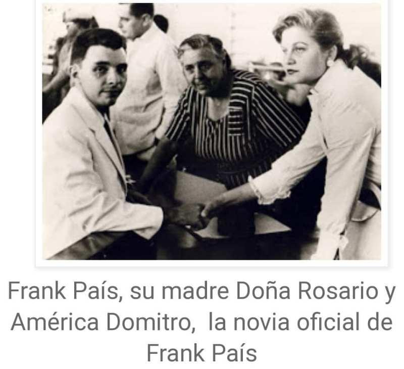 ¡AMERICA DOMITRO TERLEBAUKA, EL GRAN AMOR DE FRANK PAÍS!