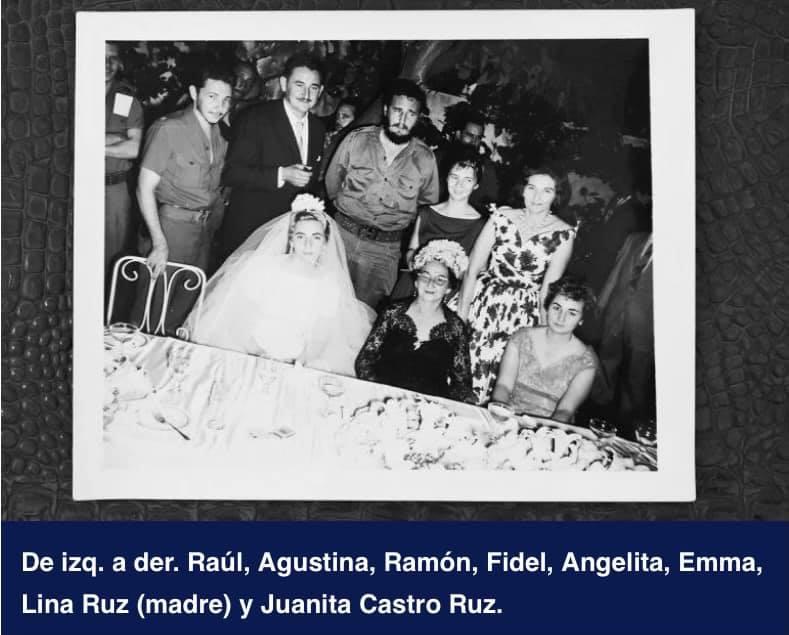 ¡JUANITA CASTRO, LA HERMANA DE LOS TIRANOS FIDEL Y RAÚL CASTRO!