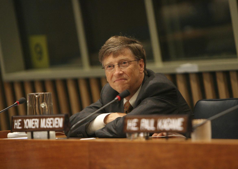 Keys To Success Bill Gates