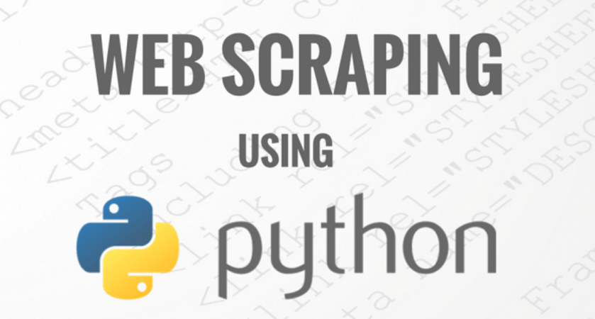 Web Scraping using Python for ML/AI Applications