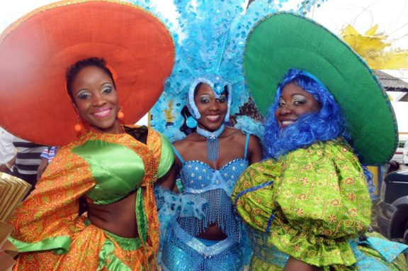 Barbados Crop Over, Sweetest Summer Festival, Mother Sallies