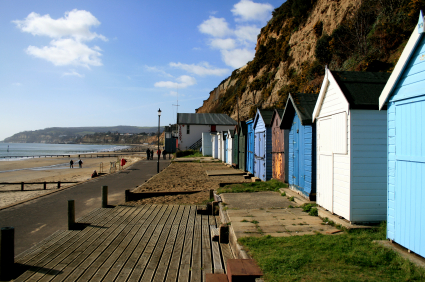 Isle of Wight Beach huts Holidaysintheuk