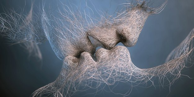 Last kiss  2011 © Adam Martinakis