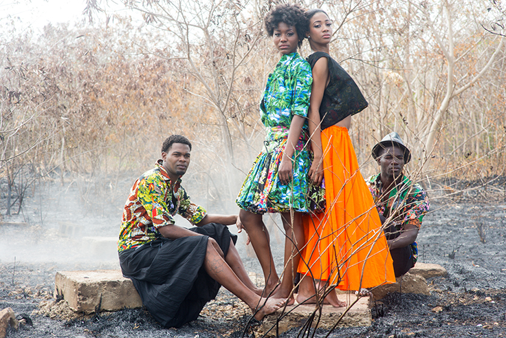 """Caribbean Fashion: The Cloth is """"Out Of The Box"""""""