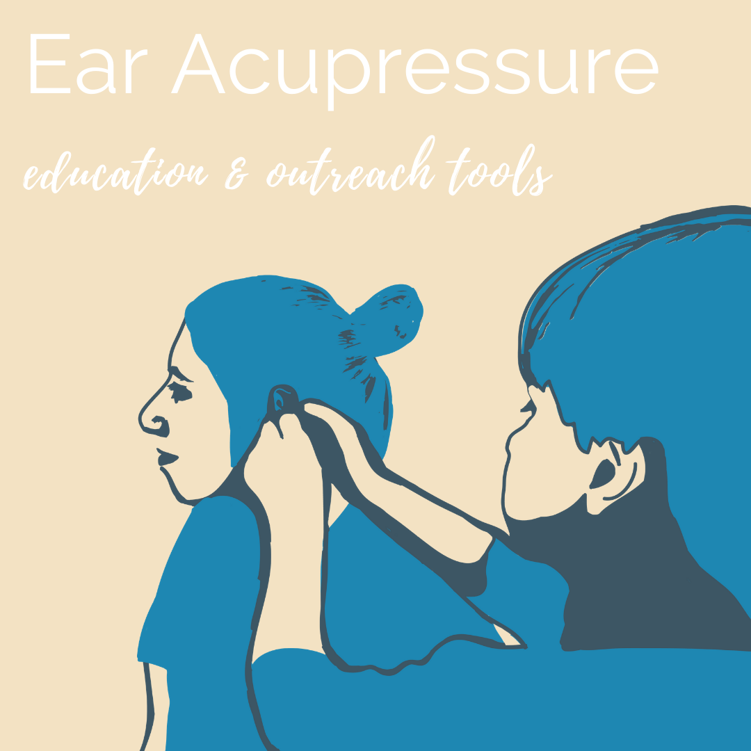 Ear Acupressure Outreach & Education Tool