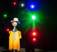 Sesión de Lightpainting