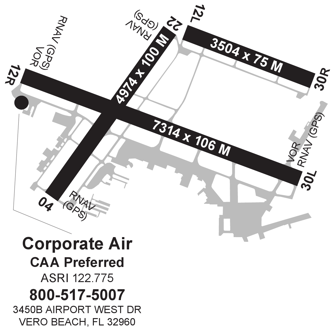 Corporate Air Inc