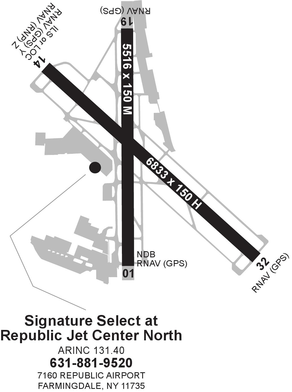 Signature Select At Republic Jet Center North