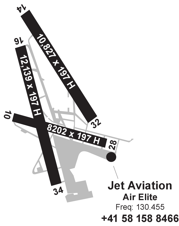 Jet Aviation Zurich