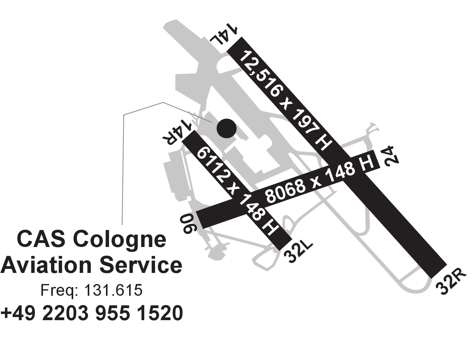 Cas Cologne Aviation Service