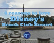 Reasons to love Disney's Beach Club Resort from acupful-Mandy Carter-Josh Carter