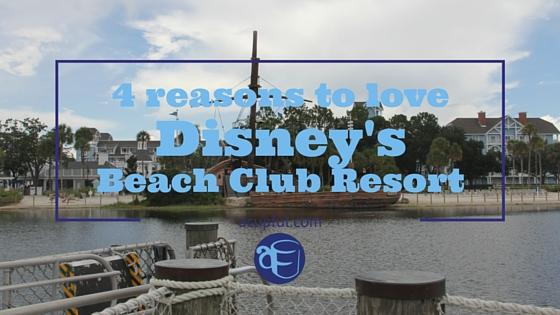 Reasons to love Disney's Beach Club Resort from acupful-Mandy Carter-Josh Carter
