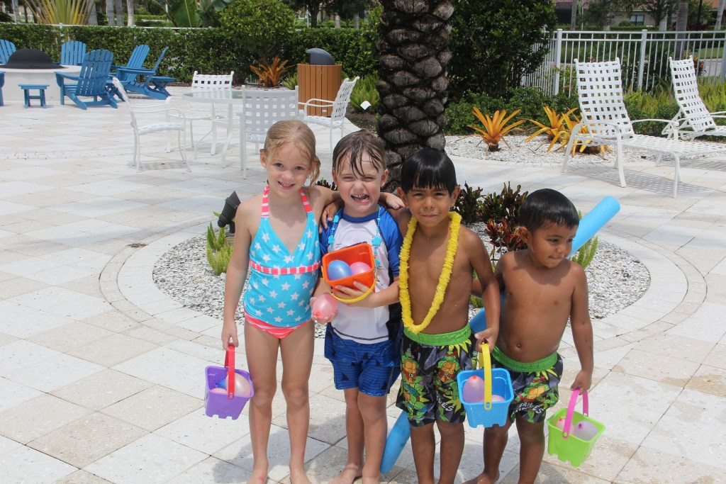 How to throw a luau pool party for kids- Mandy Carter - acupful.com