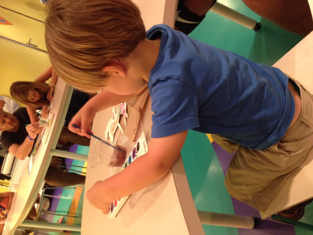 Cruising with kids on Allure of the Seas