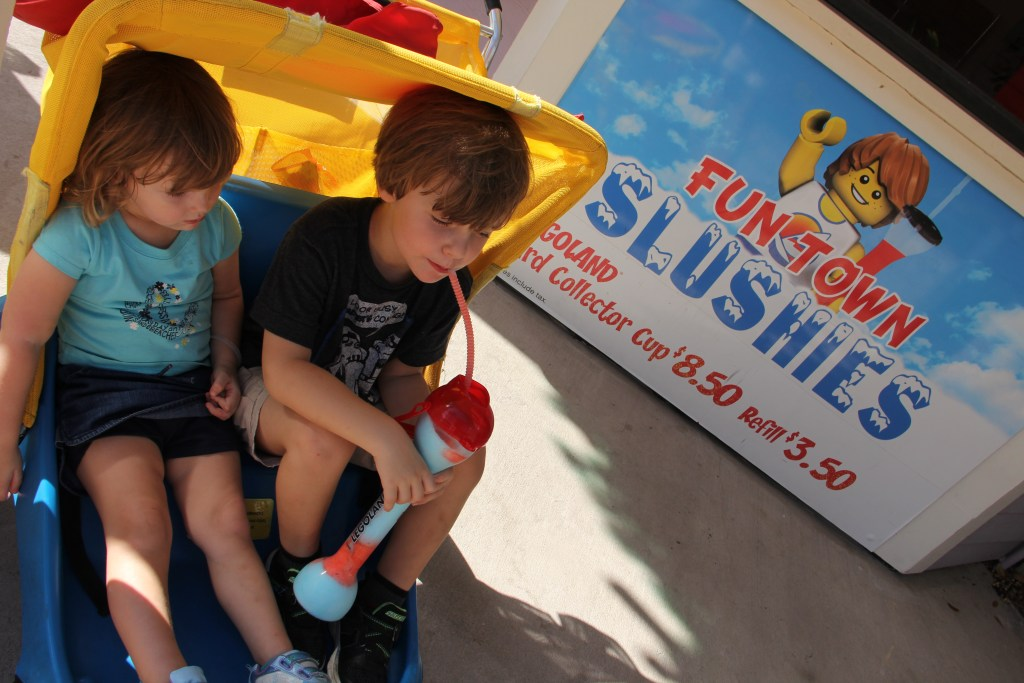 tips for a day trip to Legoland Florida with kids