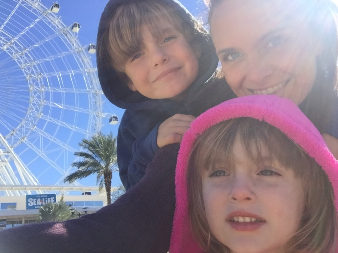 Orlando Family Vacation | travel with kids | fun ORLANDO ATTRACTIONS | IDRIVE 360 ORLANDO | THE ORLANDO EYE | INTERNATIONAL DRIVE