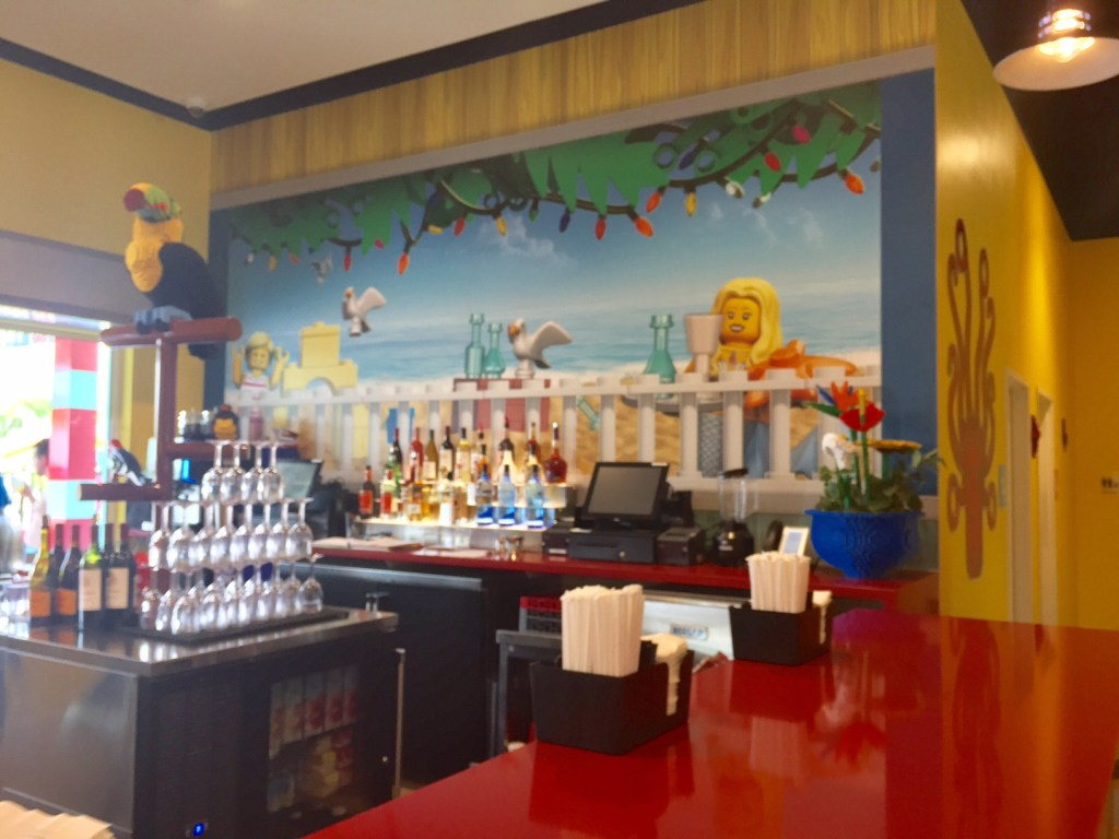family buffet legoland
