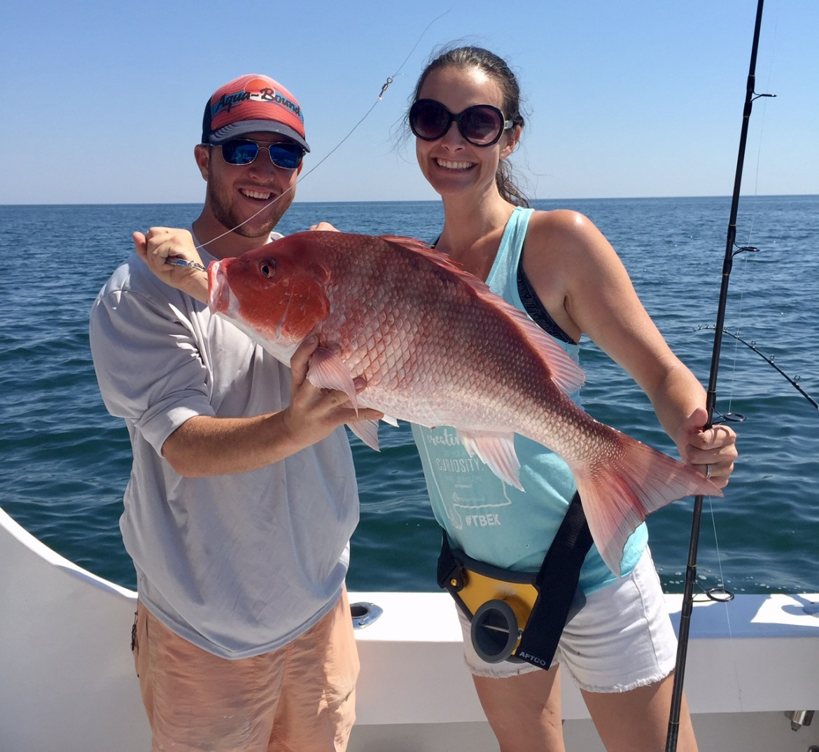 Alabama Beaches | Visit Orange Beach Alabama | Fishing Charters in Orange Beach | Ocean Ox Charters | acupful Family Travel Blog | Mandy Carter- Travel Writer | Captain Jimmy Daniels | #Albeachbreak | Gulf Shores Vacation