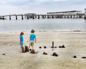 Jekyll Island with Kids | Vacation on the Golden Isles of Georgia | Family Travel | Acupful.com | 10 things to do with kids in Jekyll Island | #JekyllIsland | Mandy Carter travel writer & photographer | Driftwood Beach
