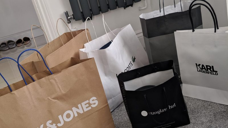 Spontaneous trip to Mani and Cheshire Oaks (Part Two)