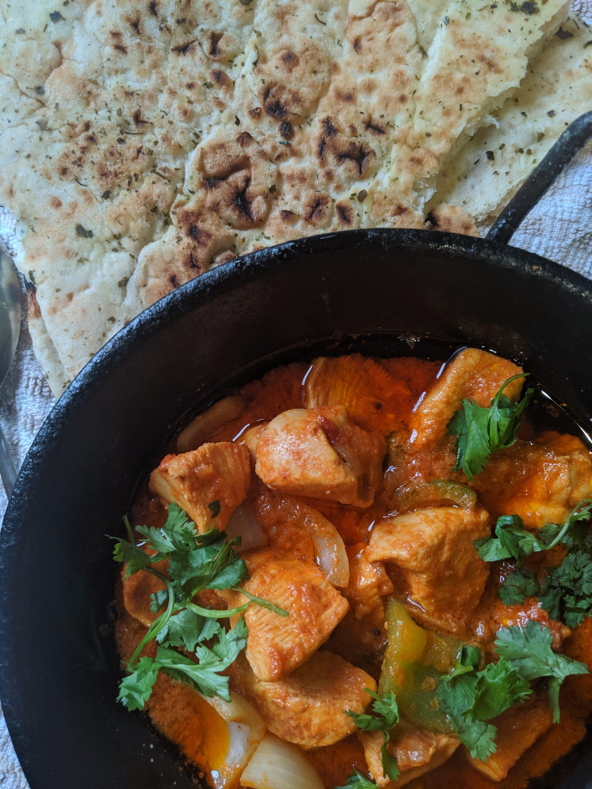 Chicken Karhai… The Easy Way