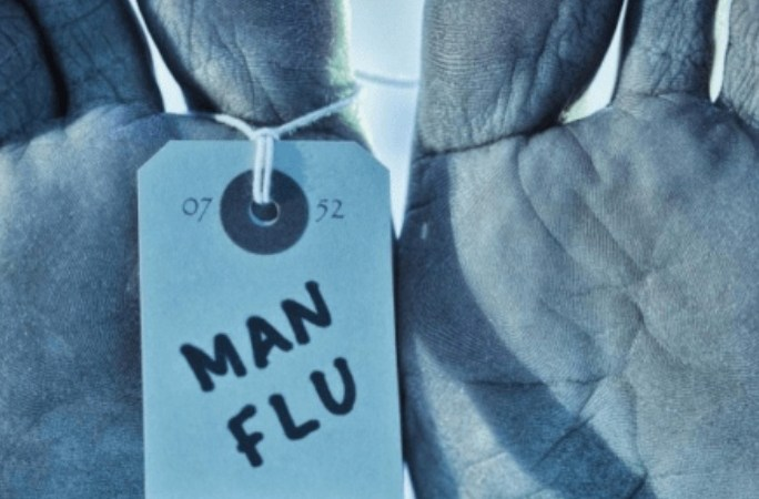 Is Man Flu a Real thing?