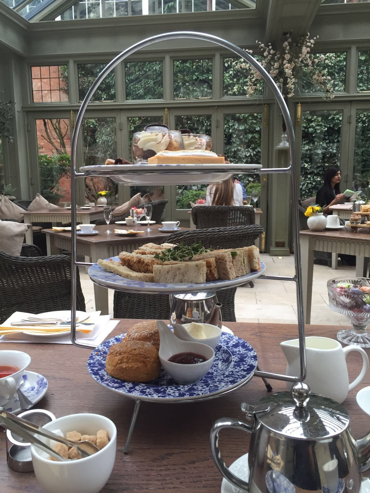 My Favourite Afternoon Tea Spots in the Midlands