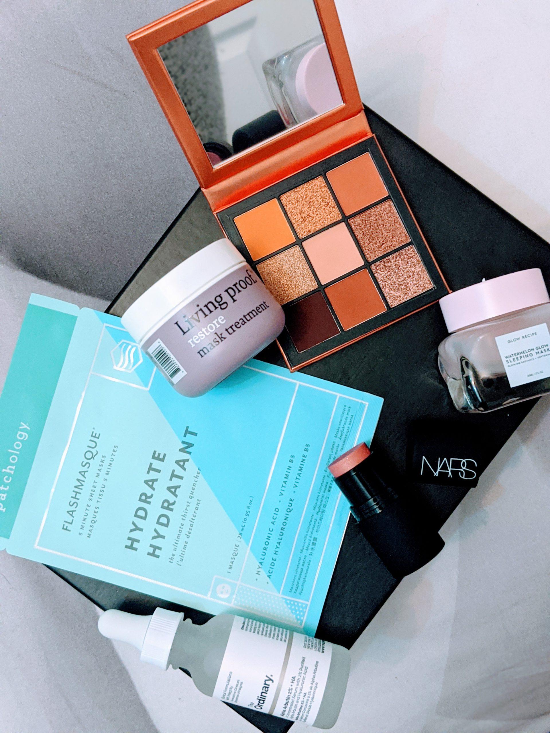 Let's Take a Look inside………The Cult Beauty Starter Kit….