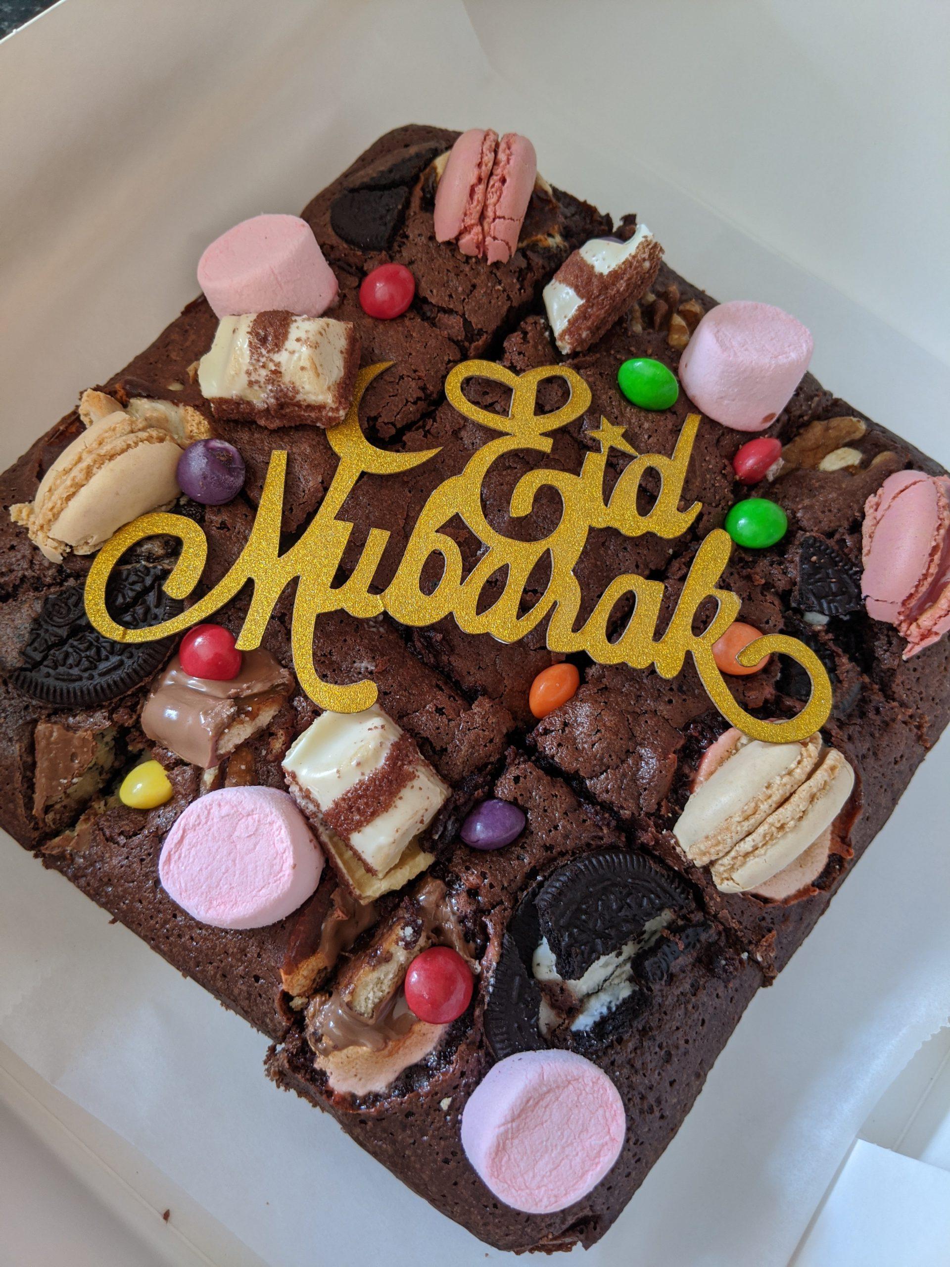 Gooey Chocolate Brownies….