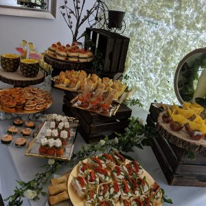 How to Create the Ultimate Canape Party….
