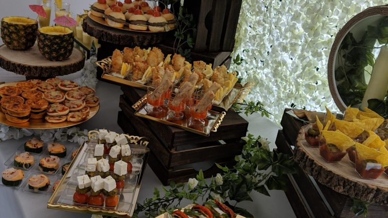 How to Create the Ultimate Canapé Party….