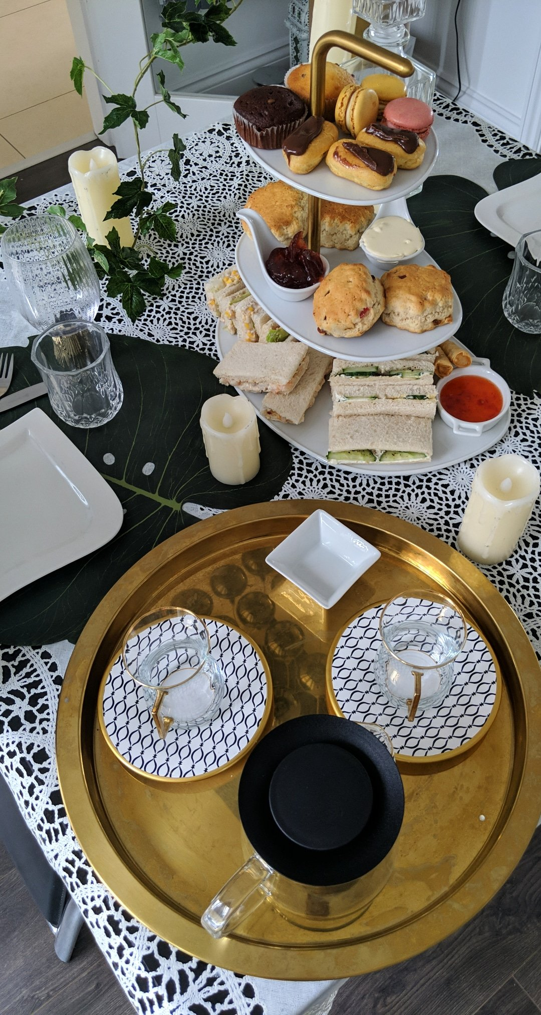 Create the Perfect Afternoon Tea at Home