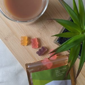 Ad-Gifted: CBD Boom Gummies 200mg Mixed Fruit Review