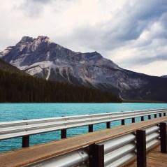 Emerald Lake - Taken by Tori