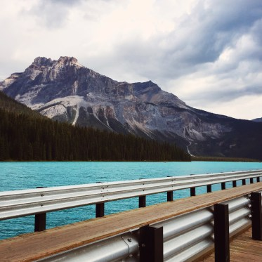 Emerald Lake - Taken by Tori