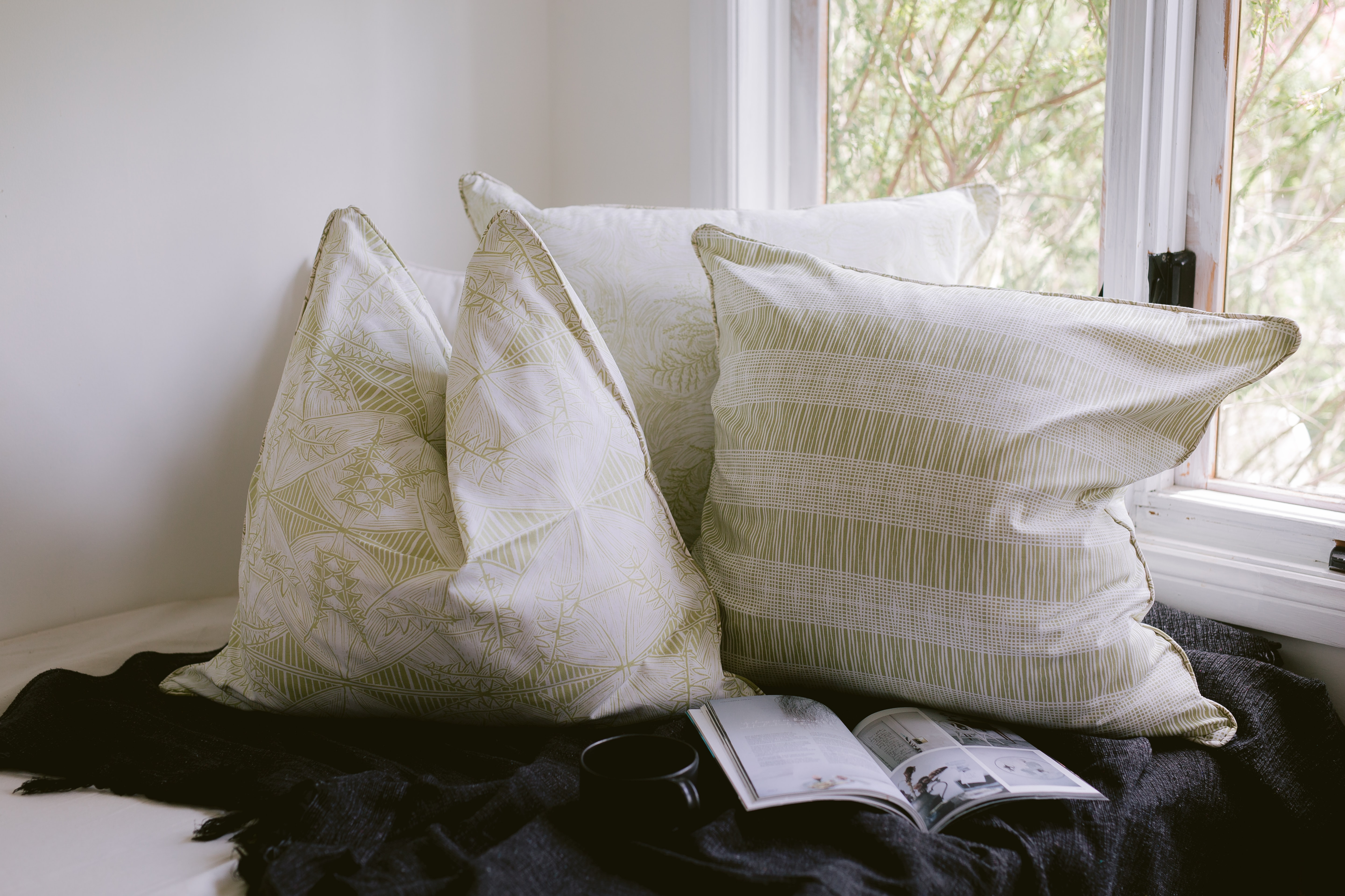 how to make your own pillow cases a cuppa a catchup