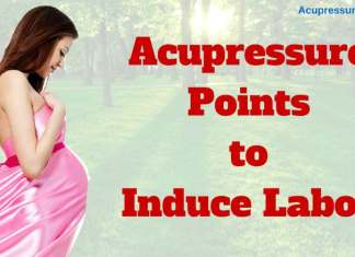 Acupressure Points to Induce Labor