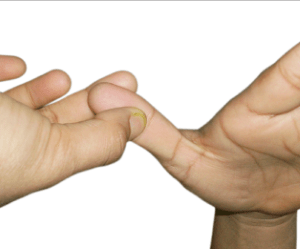 acupressure points for eyes on hands