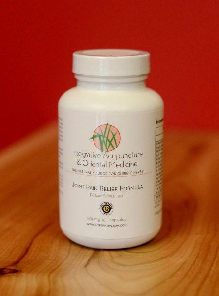 Organic Herbal Formulas