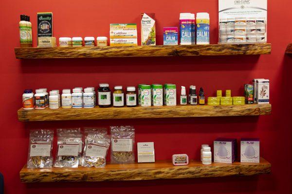supplements williston