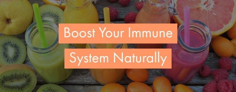 Acupuncture and Natural Therapies to Boost Immune System