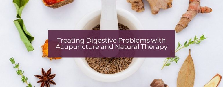 Acupuncture and Natural Therapies for Digestive Problems