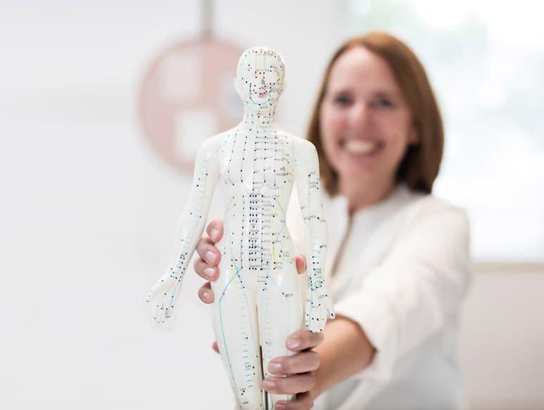 Werking acupunctuur- Acupunctuur voor vrouwen mobile