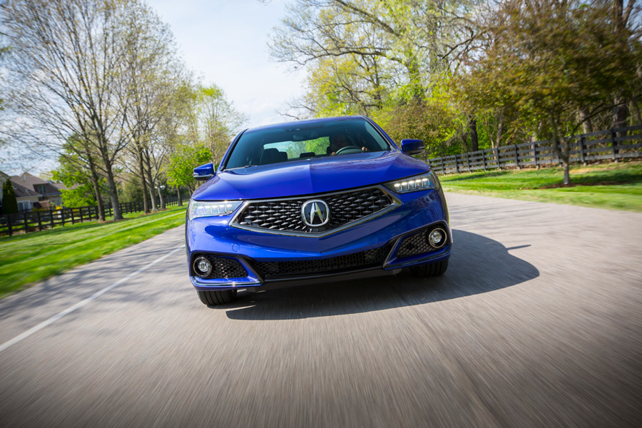 2018 Acura TLX Super Gallery Acura Connected