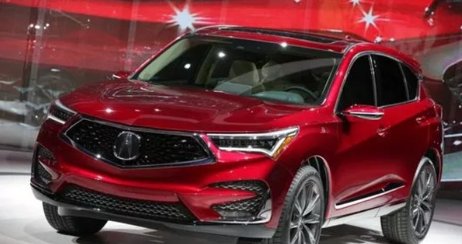 2019 Acura Rdx Forum Acura Engine News