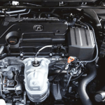 2019 Acura TLX Type S Engine