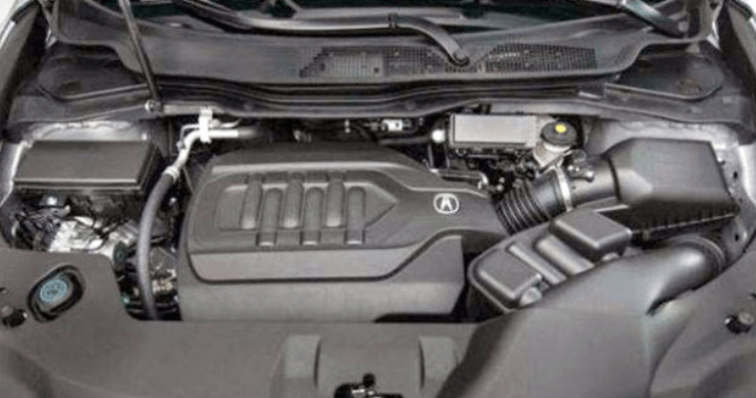 Acura 2020 MDX Engine