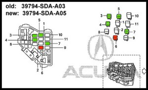 DIY AC Compressor CLUTCH RELAY Upgrade  AcuraZine
